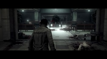 The Evil Within massacre