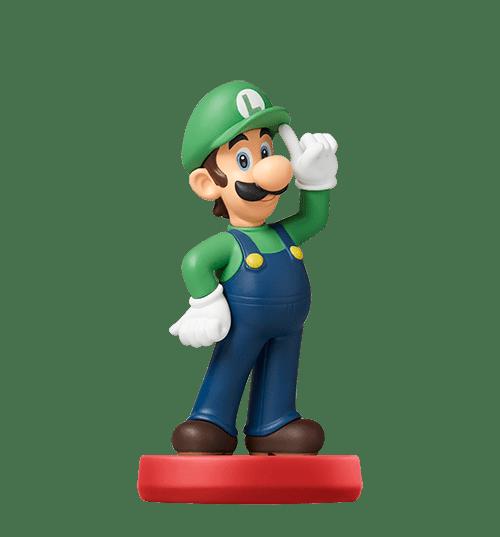 Amiibo Luigi 2