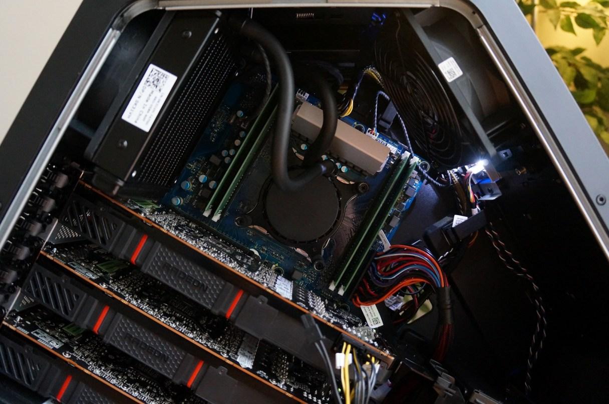 Alienware Area 51 Watercooling