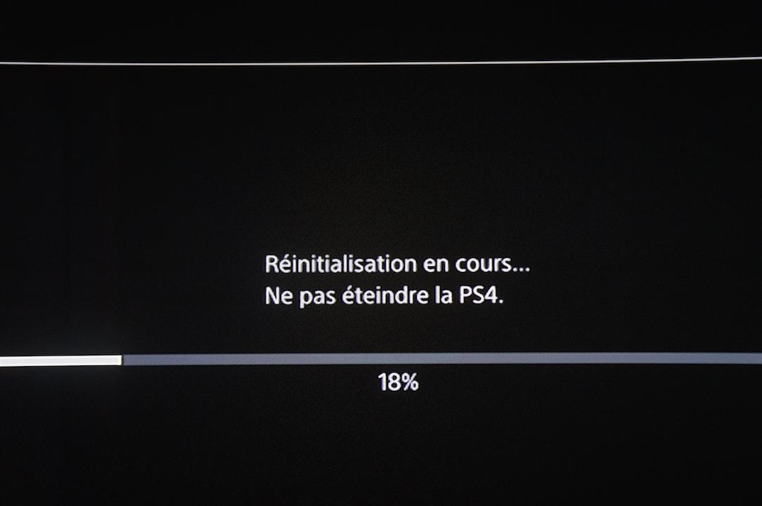 Changement Disque dur PS4
