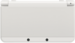 New Nintendo 3DS Blanc