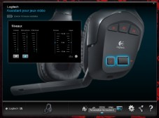 Logitech G930 Equalizer
