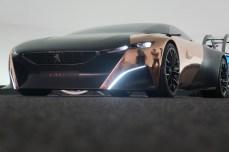 Le concept Car Peugeot Onyx