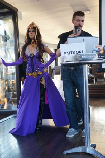 Liliana cosplay Magic Origins