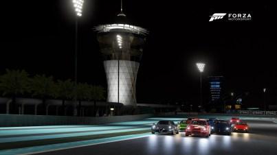 Forza 6 Skyline night