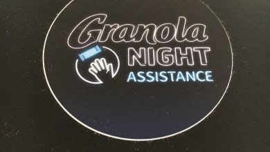 Photo de Night Assistance, la réponse de Granola à la dalle de fin de soirée