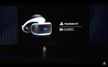 PS VR jeu