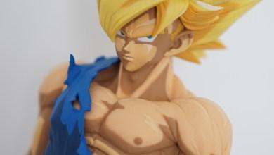 Super Master Stars Piece Son Goku 2D