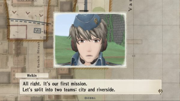 Valkyria Chronicles Remastered PS4