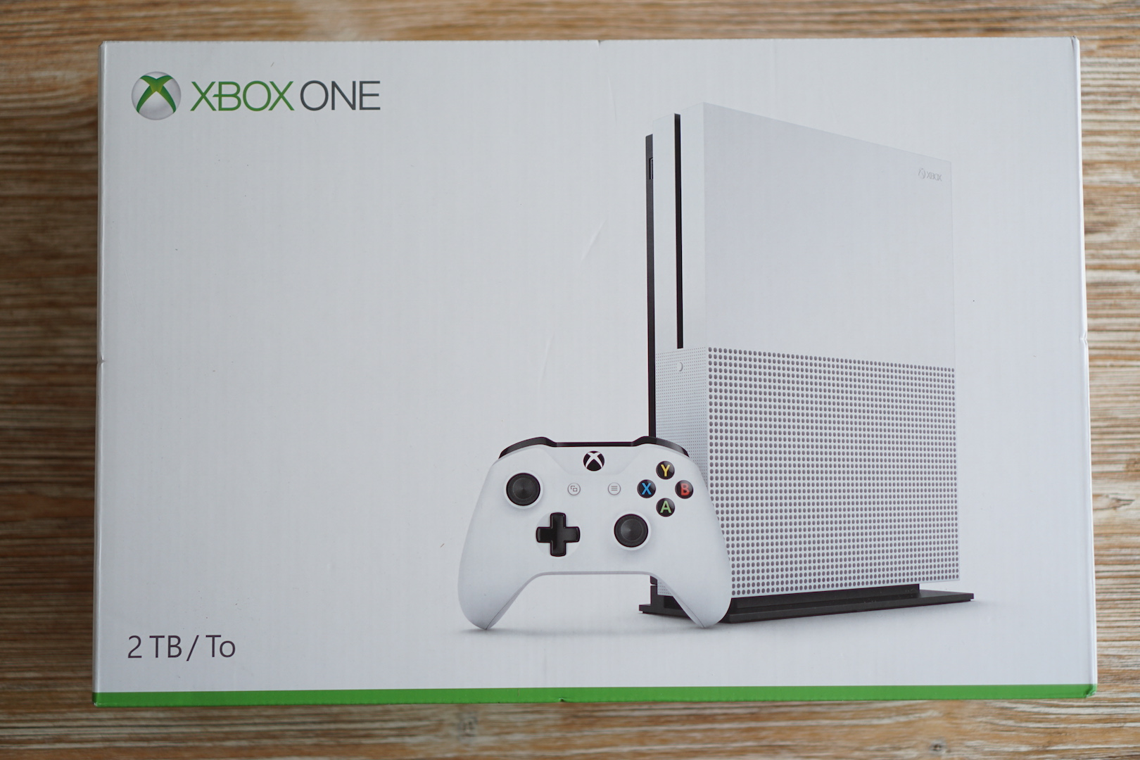 Unboxing Xbox One S