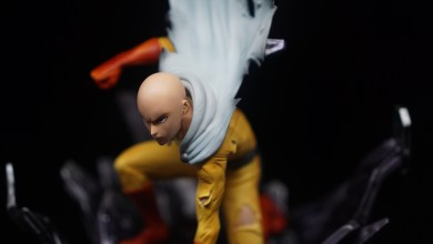 Photo of Unboxing – 360° Saitama One Punch Man Xtra by Tsume