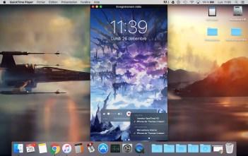 Comment capturer en vidéo l'écran de son iPhone / iPad