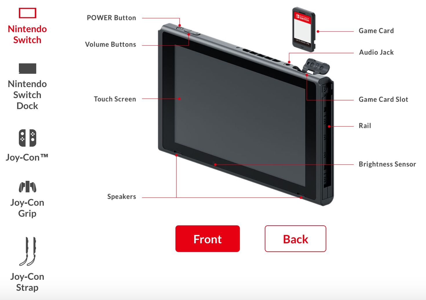 Switch Front