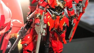 Photo of Une jolie expo GUNPLA Gundam aux 4 temps