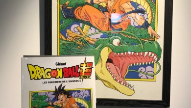 Photo of La galerie Glenat se met aux couleurs de Dragon Ball Super