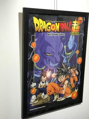 Dragon ball Super Galerie Glénat