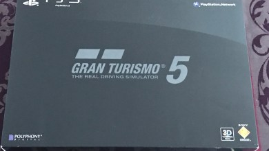 Photo of Unboxing – Press Kit Gran Turismo 5