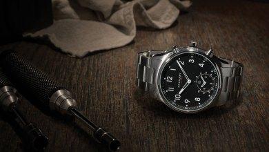 Photo de Test Kronaby, les montres connectées en toute discrétion