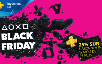 PS Plus - Black Friday 2017