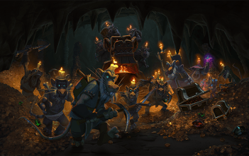 HearthStone Kobolds & catacombes