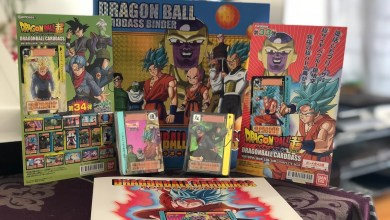 Photo de [MyCollection] Dragon ball Carddass Hondan – Part 33 & 34
