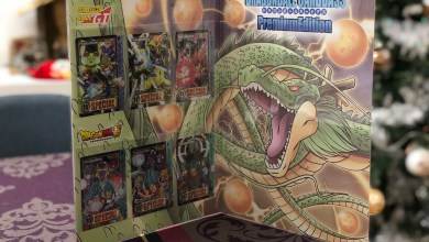 Photo of [MyCollection] Dragon Ball Carddass Premium Edition Part 2