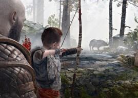 Preview God of War PS4, Kratos & Atreus défient Odin