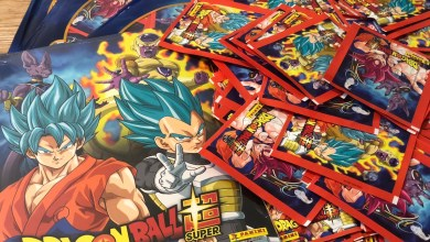 Photo of Panini lance un album de stickers Dragon Ball Super