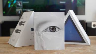 Photo of Unboxing – Press Kit Detroit Become Human PS4