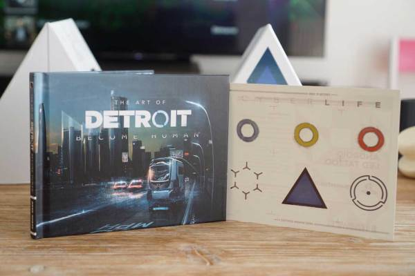Press Kit Detroit Become Human