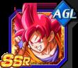 Goku SSJ God AGI