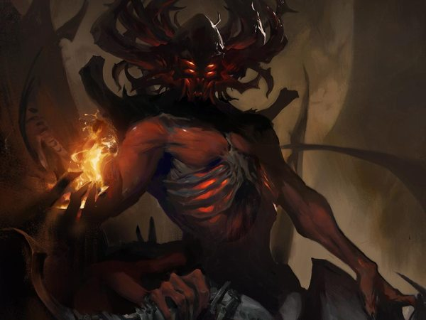 Skarn Diablo Immortal