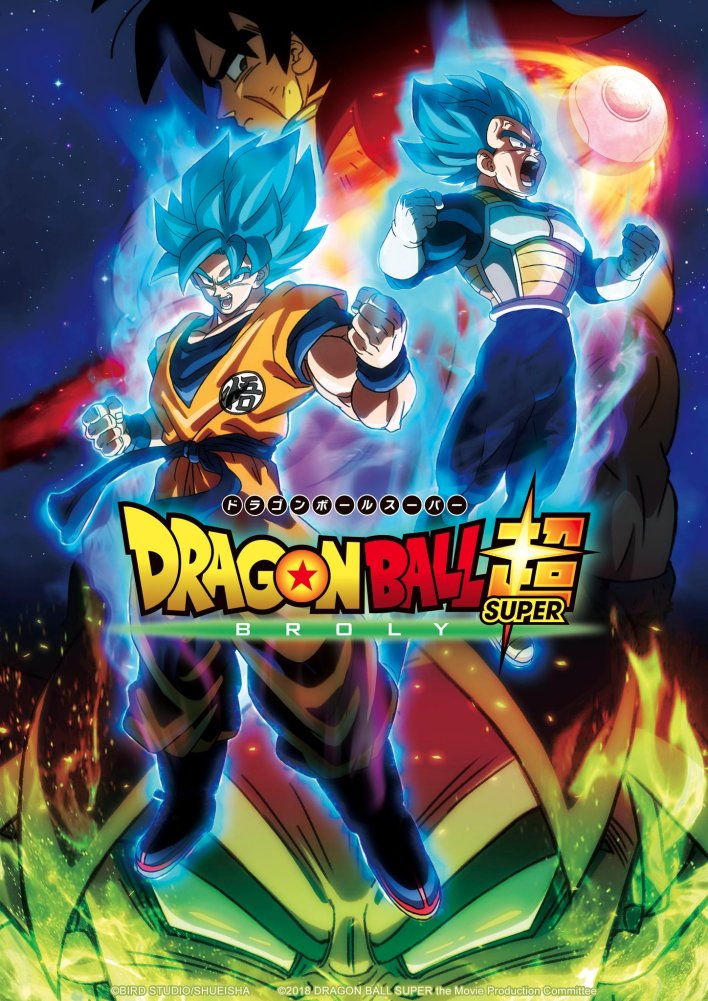 Broly Affiche