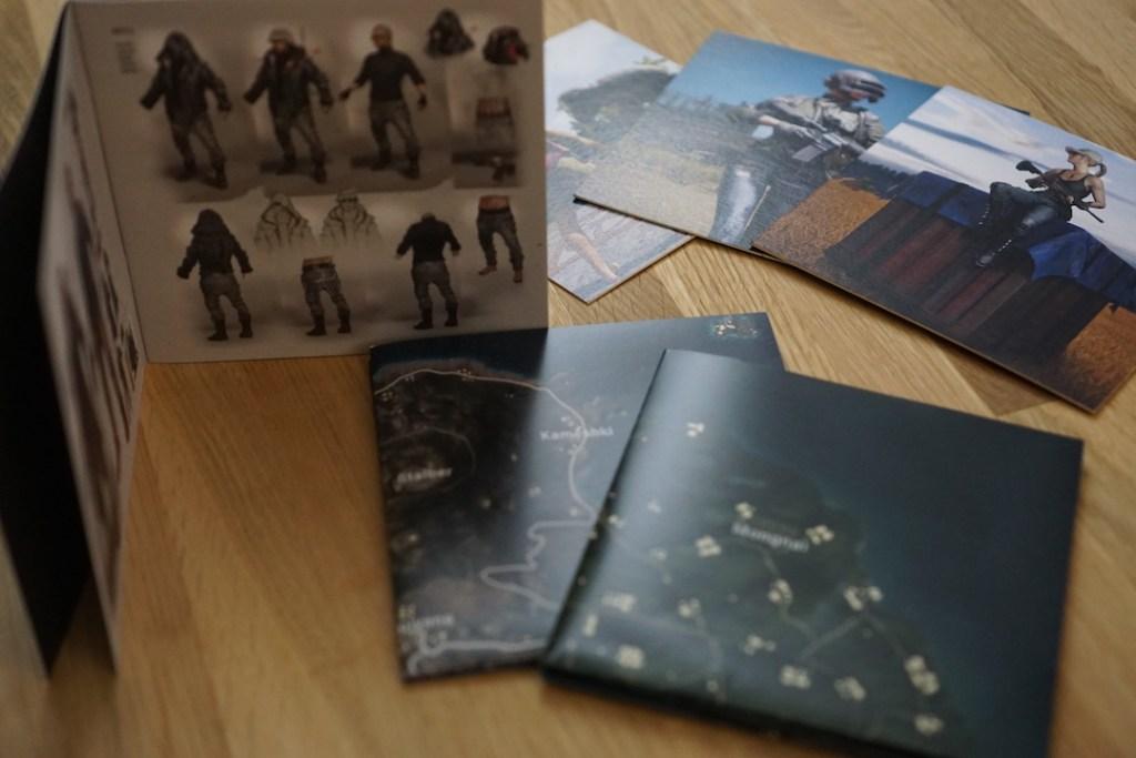 Press Kit PUBG PS4