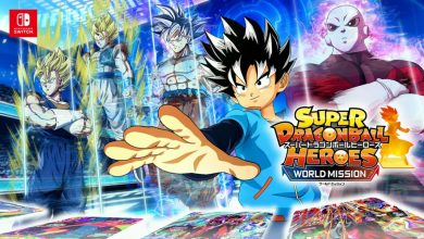 Super Dragon Ball Heroes Switch