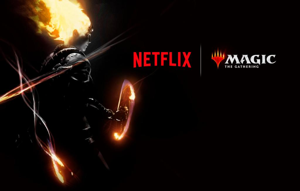 Magic: The Gathering Animé Netflix
