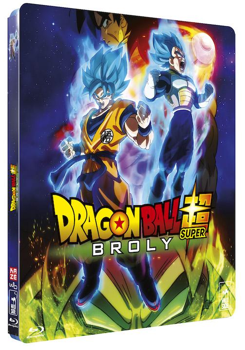 Blu Ray Broly
