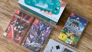 Photo of Unboxing & Avis – Nintendo Switch Lite Turquoise