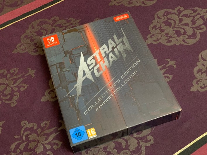 Astral Chain Collector box