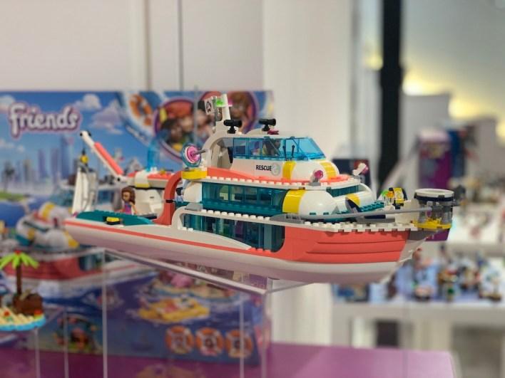 4. Le bateau de sauvetage - 41381