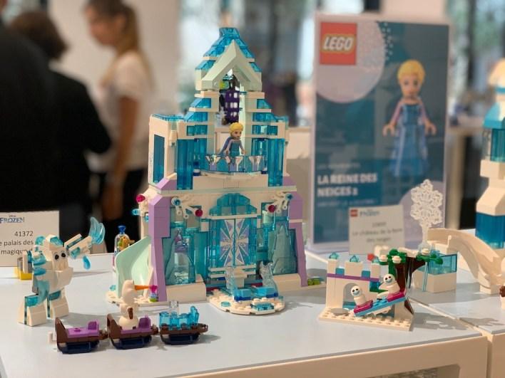 3. Le palais des glaces magique d'Elsa - 10899