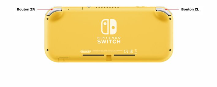 Switch Lite dos