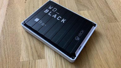 Photo de Test du WD_Black P10 Game Drive pour Xbox One