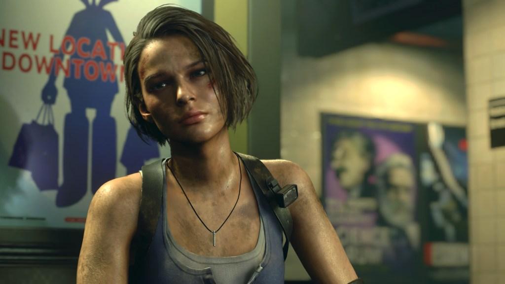 Jill Superstar Resident Evil 3 Nemesis