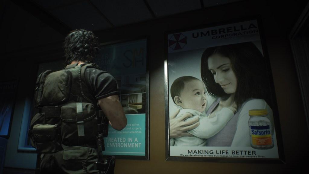 Pub Resident Evil 3 Remake