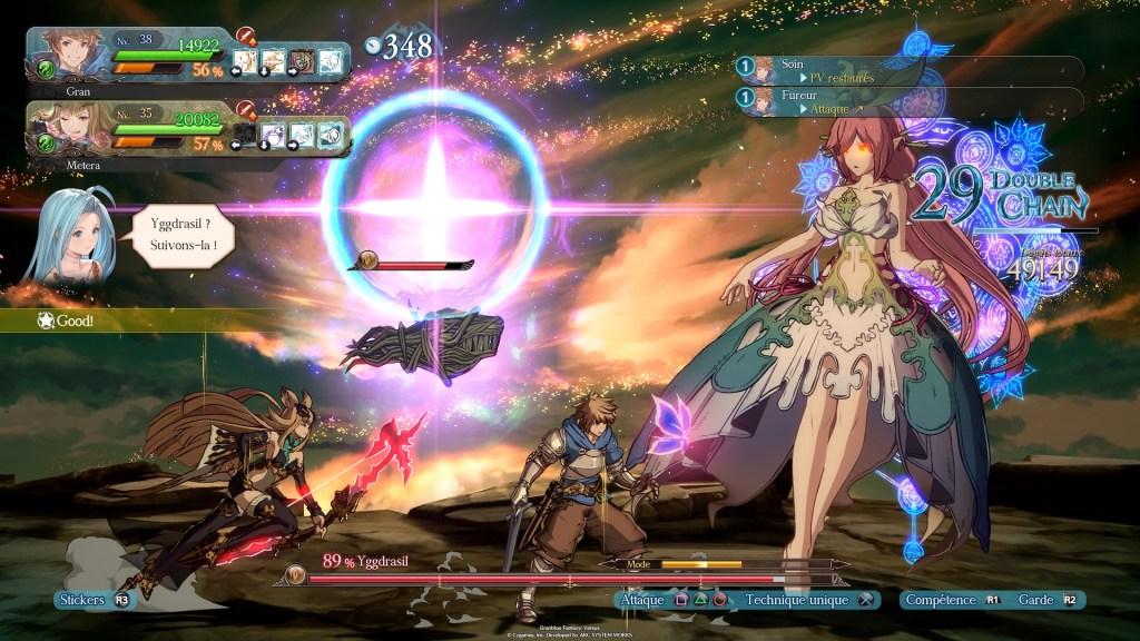 Mode 2 Joueurs RPG