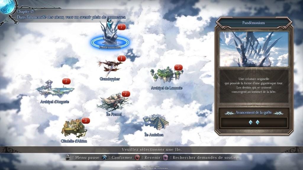 Map RPG Mode