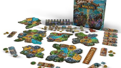 Contenu édition Small World of Warcraft