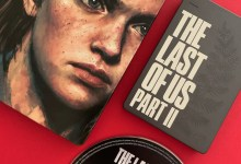 The last of us Part 2 Steelbook