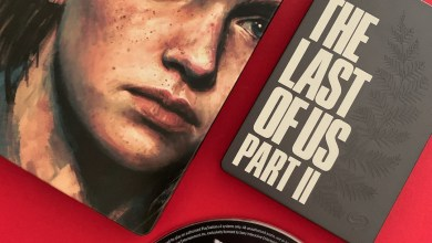 Photo of Unboxing Steelbook Amazon The Last of Us Part 2